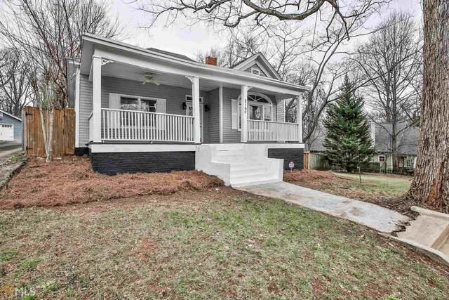 2160 Memorial Drive, Atlanta, GA 30317 (MLS #8739474) :: Athens Georgia Homes