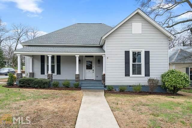 216 Leake Street, Cartersville, GA 30120 (MLS #8739484) :: Rettro Group