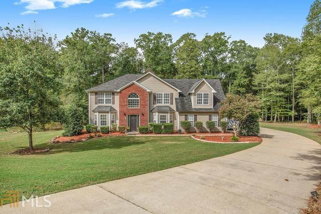 490 Barrington Grange Dr, Sharpsburg, GA 30277 (MLS #8739541) :: Tim Stout and Associates