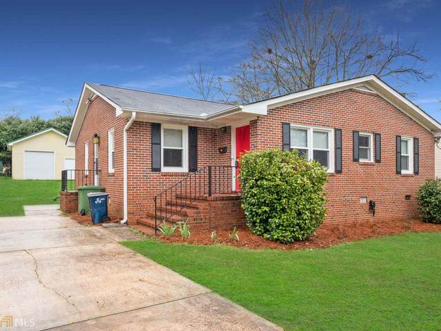 747 Mclaurin St, Griffin, GA 30224 (MLS #8739559) :: Tommy Allen Real Estate