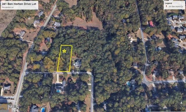 241 Ben Horton Drive, Mcdonough, GA 30253 (MLS #8739612) :: Rettro Group