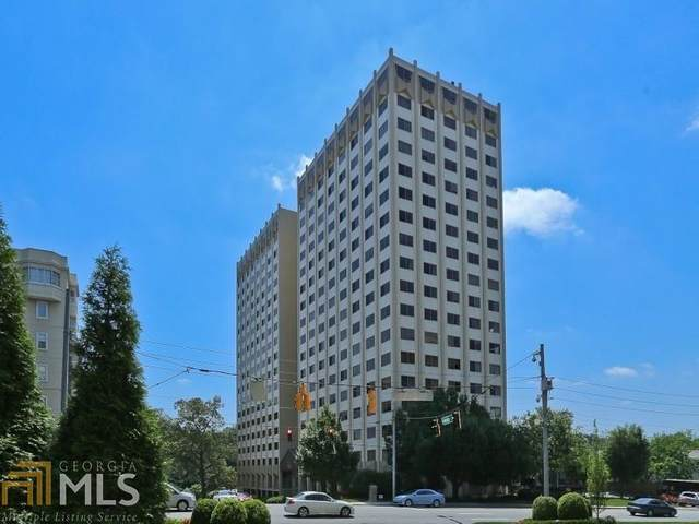 2479 Peachtree Rd #517, Atlanta, GA 30305 (MLS #8739637) :: Rich Spaulding