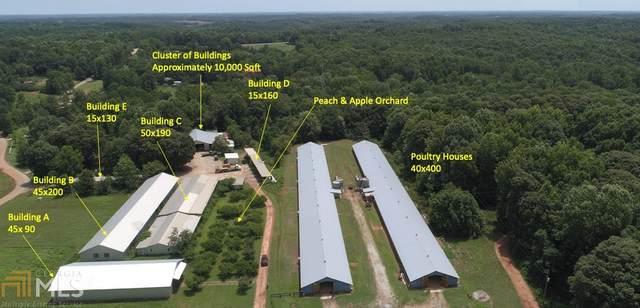 0 Chatham Rd, Homer, GA 30547 (MLS #8739729) :: Buffington Real Estate Group