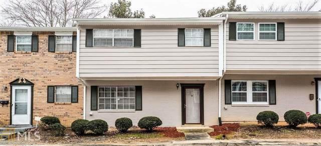 4701 Flat Shoals Rd Rd 51D, Union City, GA 30291 (MLS #8739735) :: BHGRE Metro Brokers