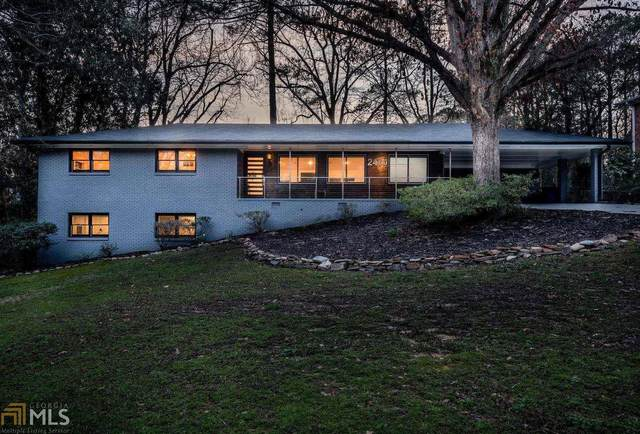 2400 Henderson Mill Ct, Atlanta, GA 30345 (MLS #8739842) :: Rich Spaulding