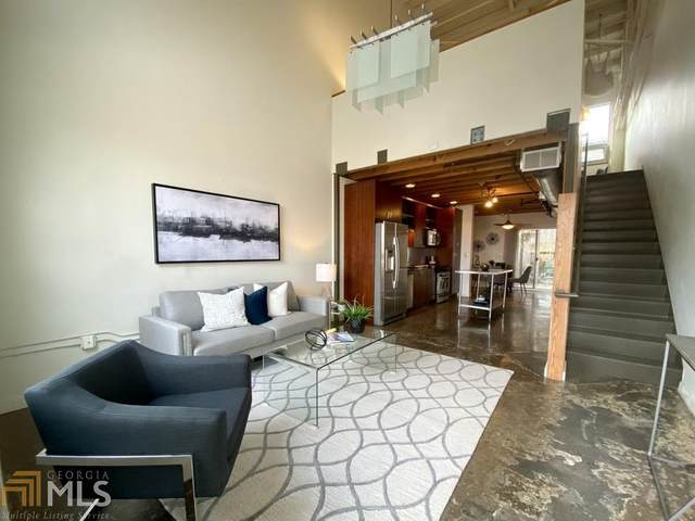 1661 La France St #216, Atlanta, GA 30307 (MLS #8739881) :: Buffington Real Estate Group