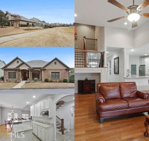 3145 Bentgrass Ln, Kennesaw, GA 30144 (MLS #8739935) :: Buffington Real Estate Group