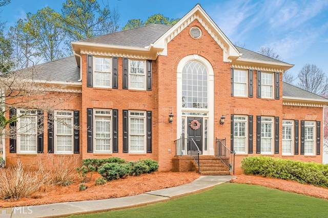 1417 Braxford Ct, Lawrenceville, GA 30044 (MLS #8740017) :: Buffington Real Estate Group