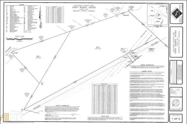 0 Rogers Mill Rd, Danielsville, GA 30633 (MLS #8740026) :: Tim Stout and Associates