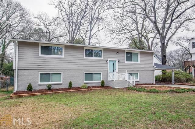 145 Spence Avenue, Atlanta, GA 30317 (MLS #8740046) :: Buffington Real Estate Group