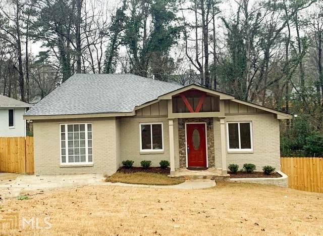 1684 Braeburn Dr, Atlanta, GA 30316 (MLS #8740049) :: Buffington Real Estate Group
