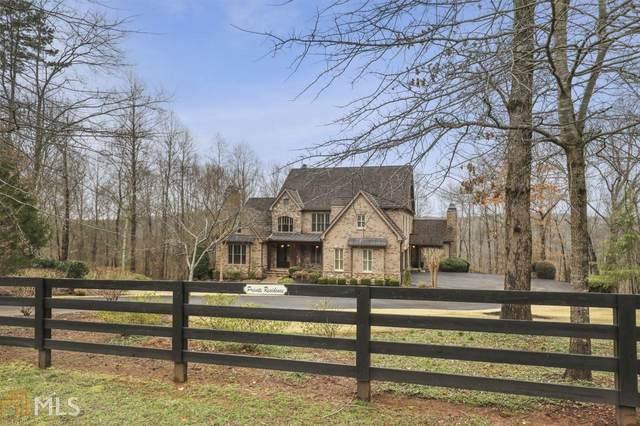 411 River Bluff Ln, Ball Ground, GA 30107 (MLS #8740268) :: RE/MAX Eagle Creek Realty