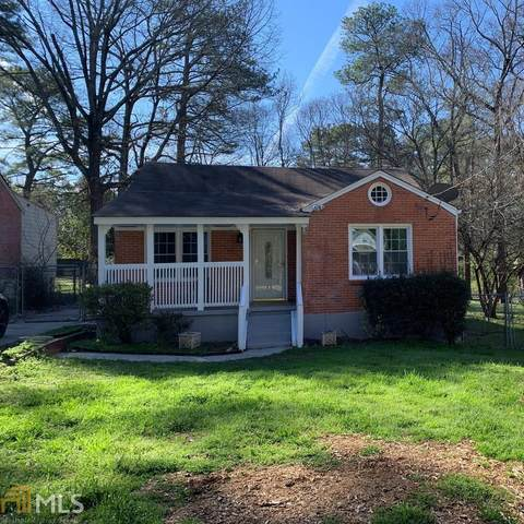 2882 Daws Avenue Se, Atlanta, GA 30317 (MLS #8740306) :: Buffington Real Estate Group
