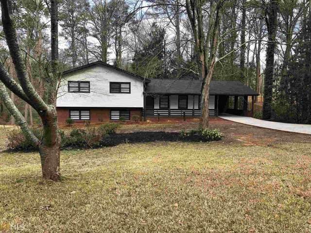 139 Valley View Dr, Fairburn, GA 30213 (MLS #8740411) :: BHGRE Metro Brokers
