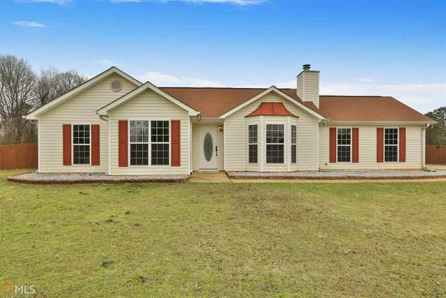 60 Laura Way, Senoia, GA 30276 (MLS #8740488) :: Tommy Allen Real Estate