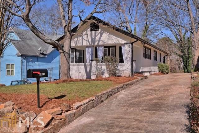 1429 North Ave, Atlanta, GA 30318 (MLS #8740608) :: Lakeshore Real Estate Inc.