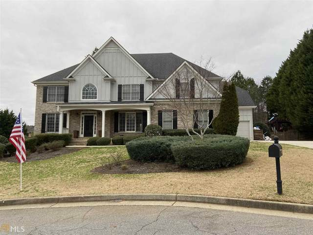 104 Downing Creek, Canton, GA 30114 (MLS #8740624) :: Maximum One Greater Atlanta Realtors