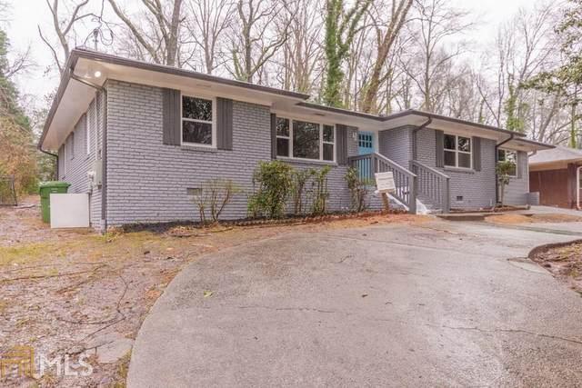 1360 Pollard Drive Sw, Atlanta, GA 30311 (MLS #8740664) :: The Durham Team