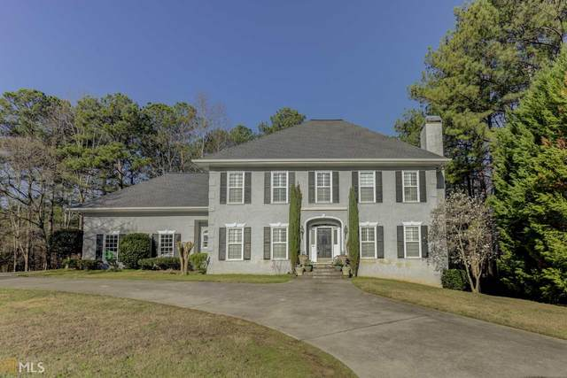 1555 NW Reagan Circle, Conyers, GA 30012 (MLS #8740678) :: Bonds Realty Group Keller Williams Realty - Atlanta Partners