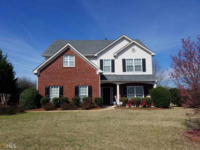 5117 Redcoat Ln, Mcdonough, GA 30252 (MLS #8740761) :: Buffington Real Estate Group