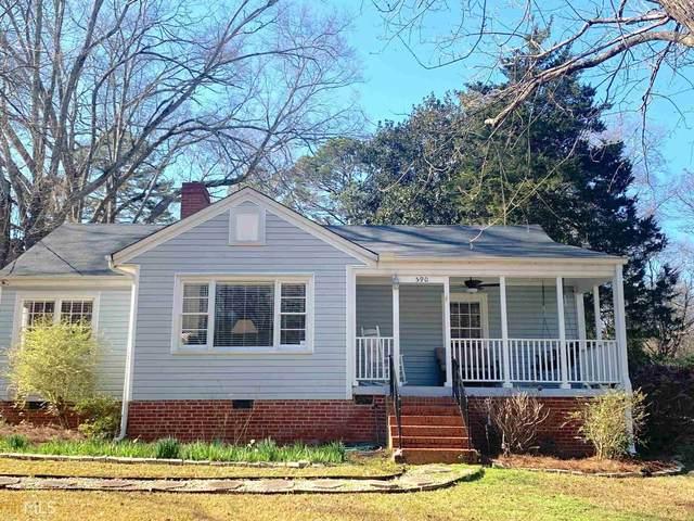 590 King Ave, Athens, GA 30606 (MLS #8740770) :: Todd Lemoine Team