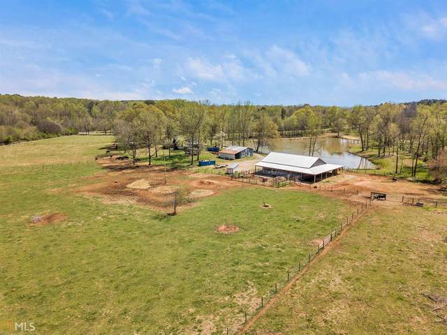 3984 Jackson Trail Rd, Jefferson, GA 30549 (MLS #8740829) :: Team Reign