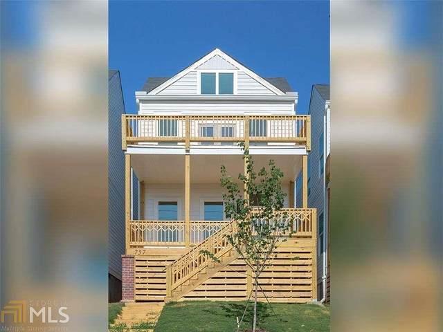 757 Martin St, Atlanta, GA 30315 (MLS #8740933) :: Buffington Real Estate Group