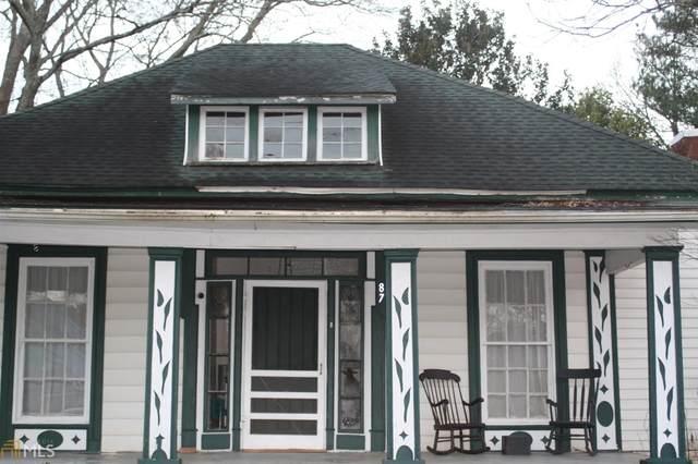 87 Lone Oak, Grantville, GA 30220 (MLS #8740947) :: Tim Stout and Associates