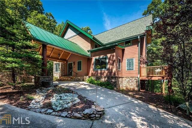 2355 Sharp Mountain Pkwy, Jasper, GA 30143 (MLS #8741035) :: Buffington Real Estate Group