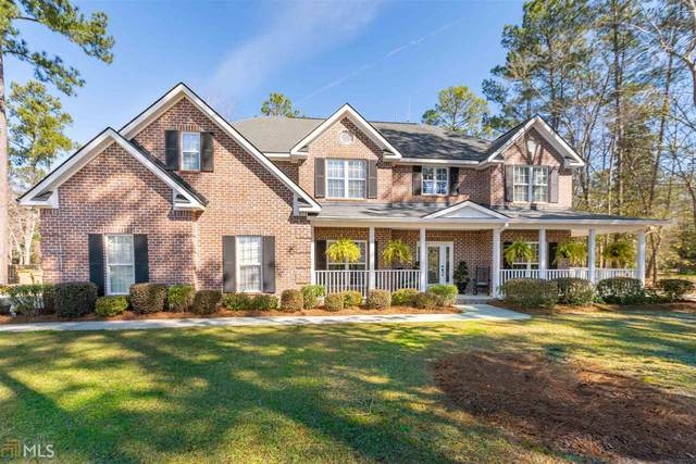 333 Purple Plum Dr, Rincon, GA 31326 (MLS #8741205) :: Crown Realty Group