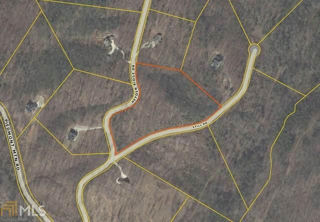0 Heyden Ridge Dr #34, Clarkesville, GA 30523 (MLS #8741217) :: The Heyl Group at Keller Williams