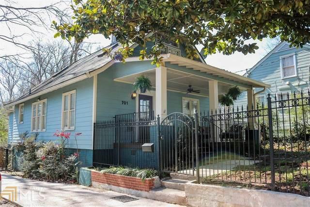 701 Glenwood Ave, Atlanta, GA 30312 (MLS #8741284) :: RE/MAX Eagle Creek Realty