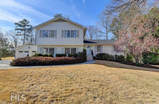 4526 Orleans  Dr, Dunwoody, GA 30338 (MLS #8741387) :: Scott Fine Homes