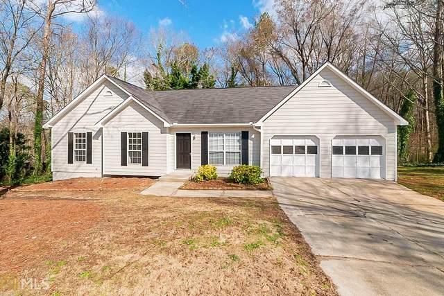 3744 Lochview Drive, Loganville, GA 30052 (MLS #8741437) :: Team Reign