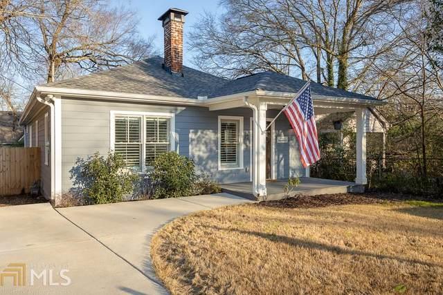 82 Douglas Street Se, Atlanta, GA 30317 (MLS #8741546) :: RE/MAX Eagle Creek Realty