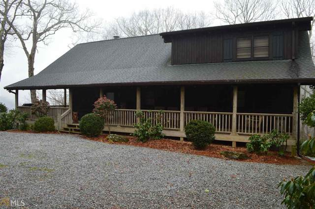 383 Bayberry Ln, Sky  Valley, GA 30537 (MLS #8741589) :: Buffington Real Estate Group