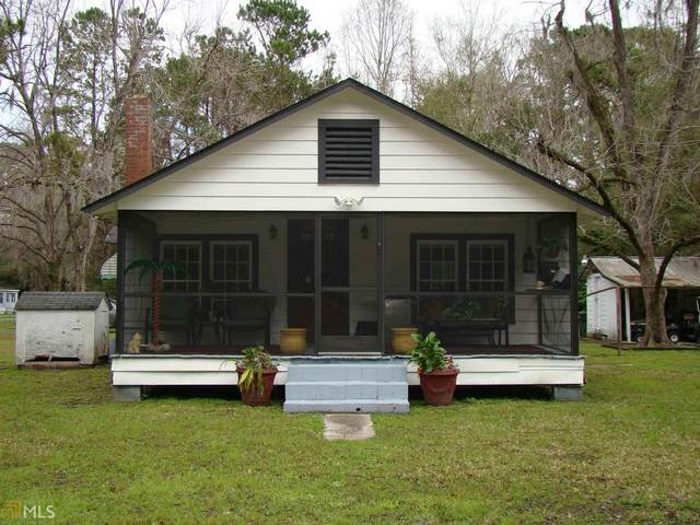 1150 Old Jesup Rd, Brunswick, GA 31520 (MLS #8741687) :: RE/MAX Eagle Creek Realty