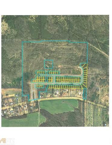 0 Liberty Hill Rd 50.02 Acs, Milner, GA 30257 (MLS #8741706) :: Crown Realty Group