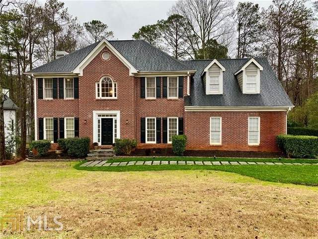5345 Skidaway, Alpharetta, GA 30022 (MLS #8741831) :: Scott Fine Homes
