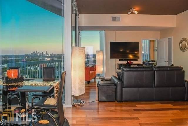 3324 Peachtree Rd #2102, Atlanta, GA 30326 (MLS #8741923) :: Buffington Real Estate Group