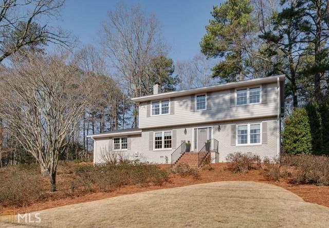 550 Spalding Dr, Sandy Springs, GA 30328 (MLS #8741936) :: Scott Fine Homes