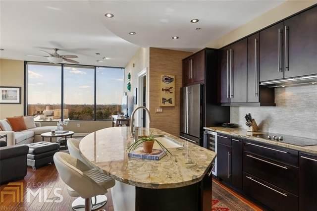 2828 Peachtree  Rd #1403, Atlanta, GA 30305 (MLS #8741948) :: Buffington Real Estate Group