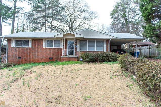 5963 Spruce Ave, Forest Park, GA 30297 (MLS #8741973) :: Tim Stout and Associates