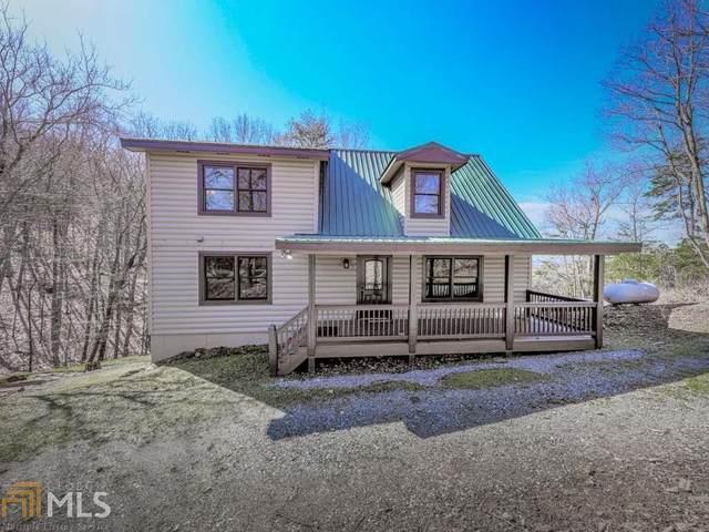196 Stirratt Rd, Ranger, GA 30734 (MLS #8741995) :: Buffington Real Estate Group