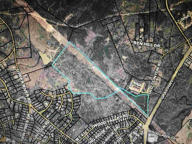 2106 Old Clinton Road, Macon, GA 31211 (MLS #8742013) :: Buffington Real Estate Group