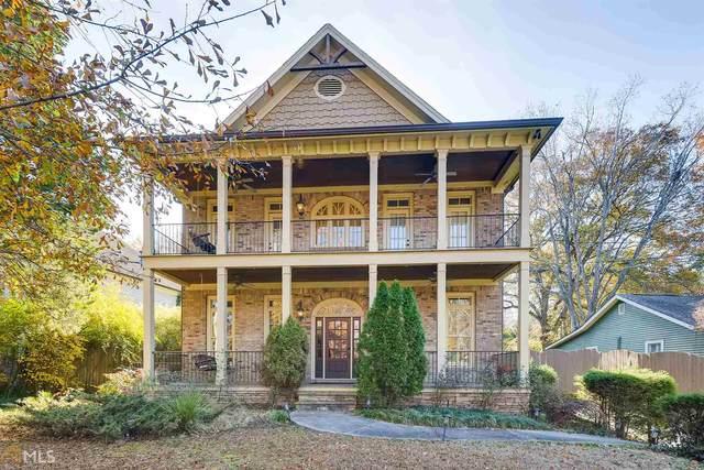 1363 Sylvan Circle Ne, Brookhaven, GA 30319 (MLS #8742025) :: Scott Fine Homes