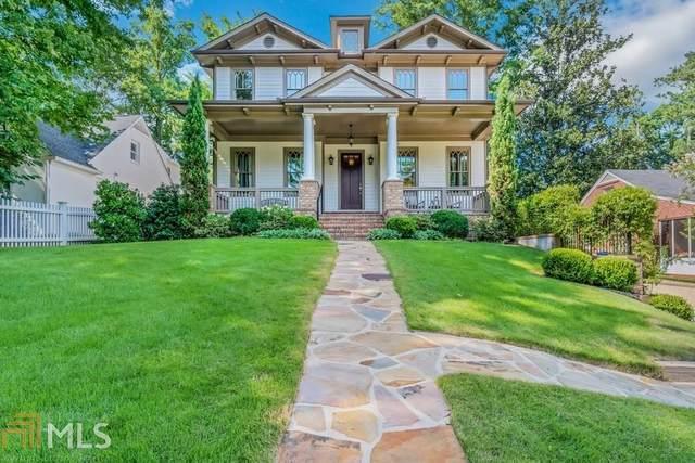 831 Longwood Drive Nw, Atlanta, GA 30305 (MLS #8742030) :: Buffington Real Estate Group