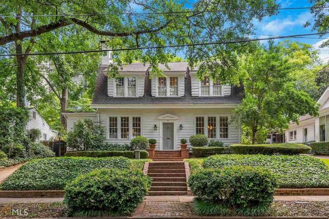 51 Standish, Atlanta, GA 30309 (MLS #8742063) :: Buffington Real Estate Group
