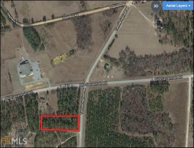 5408 Tennille Harrison Rd, Tennille, GA 31089 (MLS #8742071) :: Buffington Real Estate Group