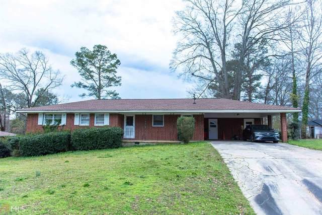 8319 Hilltop Rd, Jonesboro, GA 30236 (MLS #8742081) :: Tim Stout and Associates